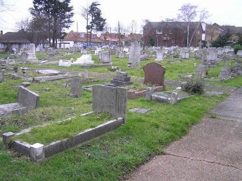 Oorlogsgraf van het Gemenebest Benfleet Cemetery