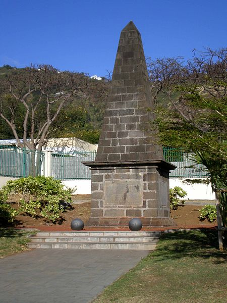 British Mausoleum Réunion