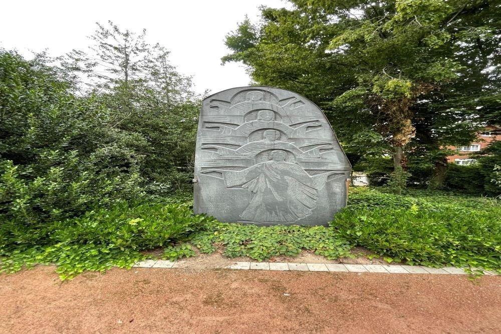German War Graves Old Cemetery Ahaus