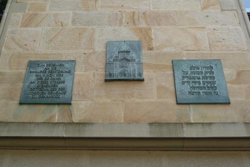 Memorial Synagogue Osnabrück