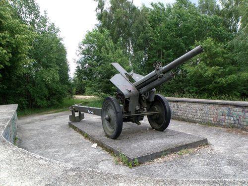 122 mm howitzer M1938 (M-30) Zdbice