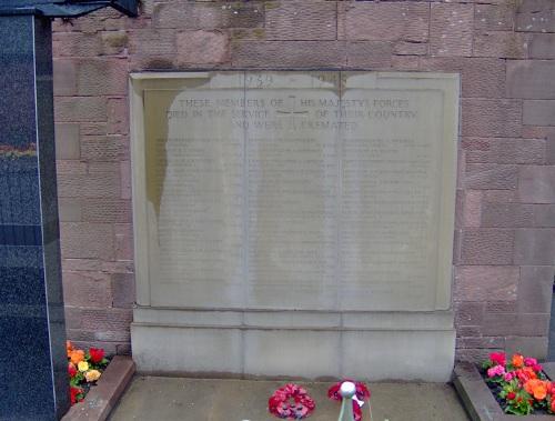 Monument Crematorium Anfield