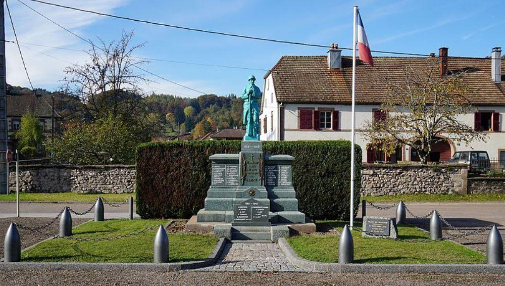 War Memorial Ternuay