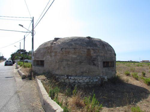 Italian Bunker Nubia