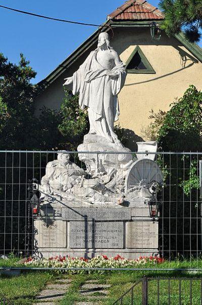 War Memorial Mannswörth