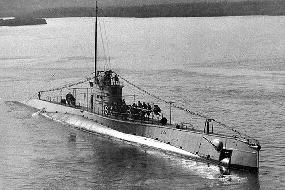 Ship Wreck USS S-44 (SS-155)
