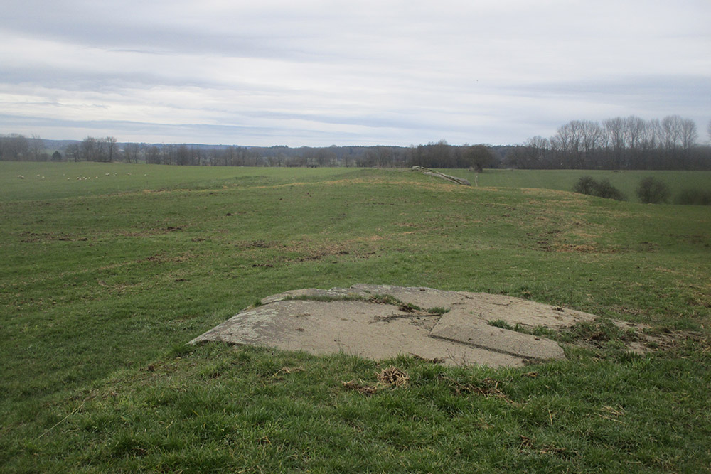 Westwall - Remains Bunkers