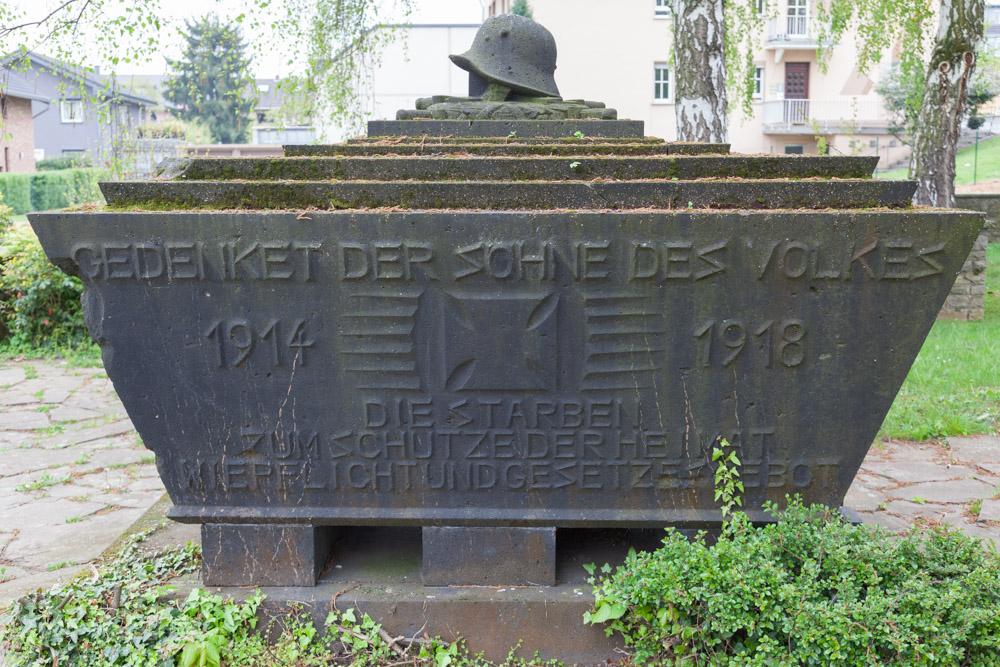 War Memorial Remagen