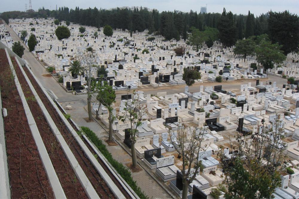Kiryat Shaul Cemetery
