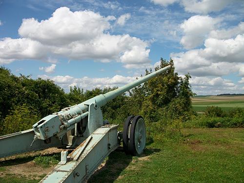 155 mm GPF mle.1917 Gun