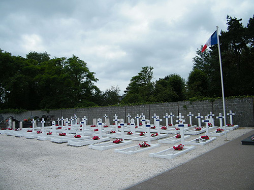 French War Graves Le Crotoy