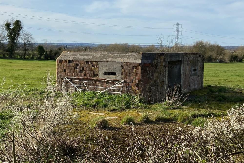 GHQ-line Bunker Semington