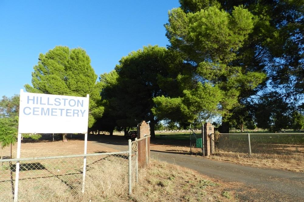 Oorlogsgraven van het Gemenebest Hillston Cemetery