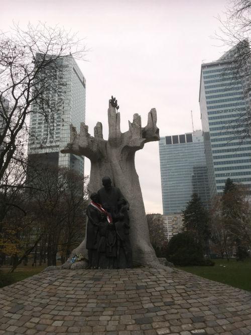 Memorial Janusz Korczak
