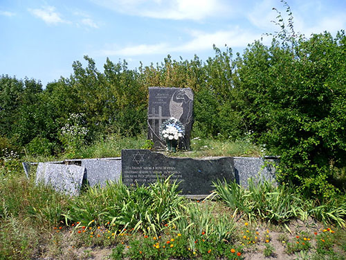 Massagraf Joodse Slachtoffers