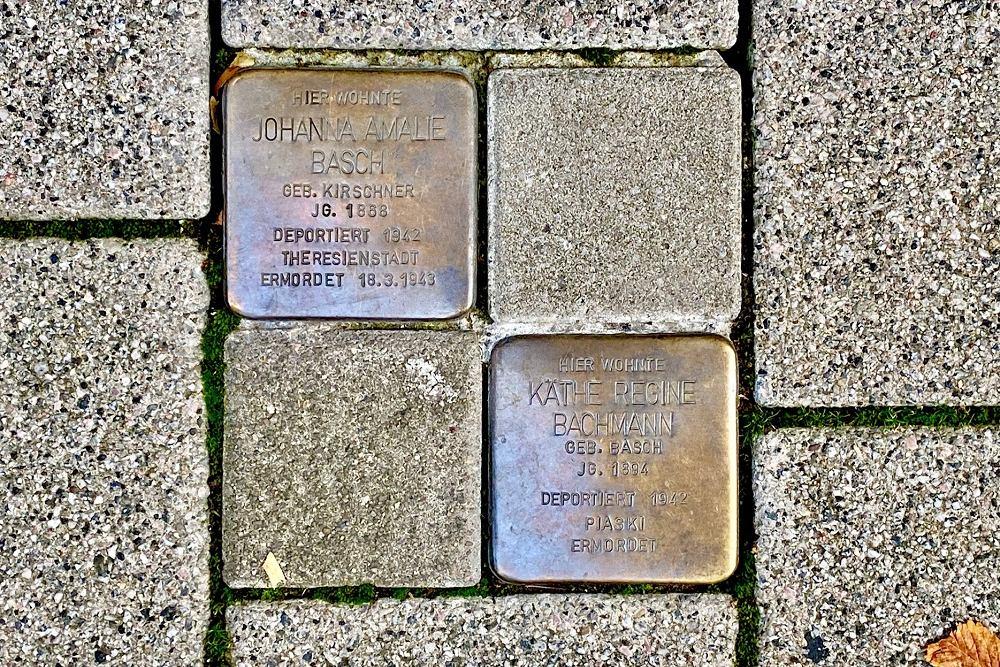 Stumbling Stones Kerststraße 27-31