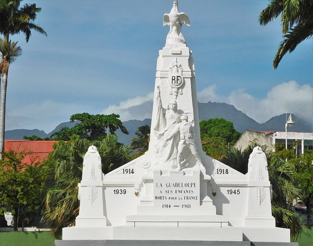 Oorlogsmonument Guadeloupe
