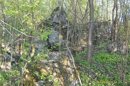 Molotov Line - Remains Casemate Załuż (B)