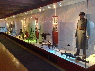 Rustkammer Army- and Resistancemuseum