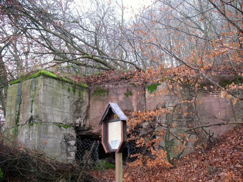 Bunker Westwall Gentingen