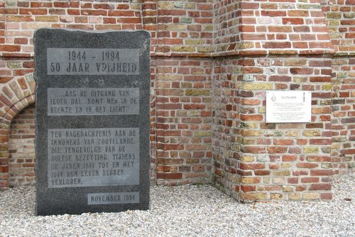 War Memorial Zoutelande