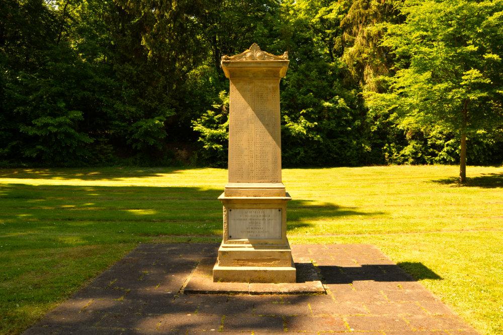 Geallieerde Begraafplaats Koblenz
