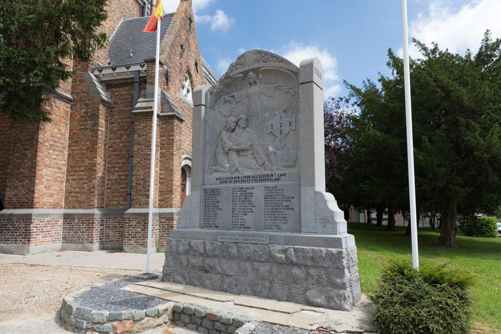 War Memorial Beselare