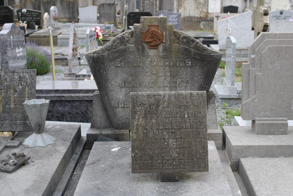 Veteran War Graves Roucourt