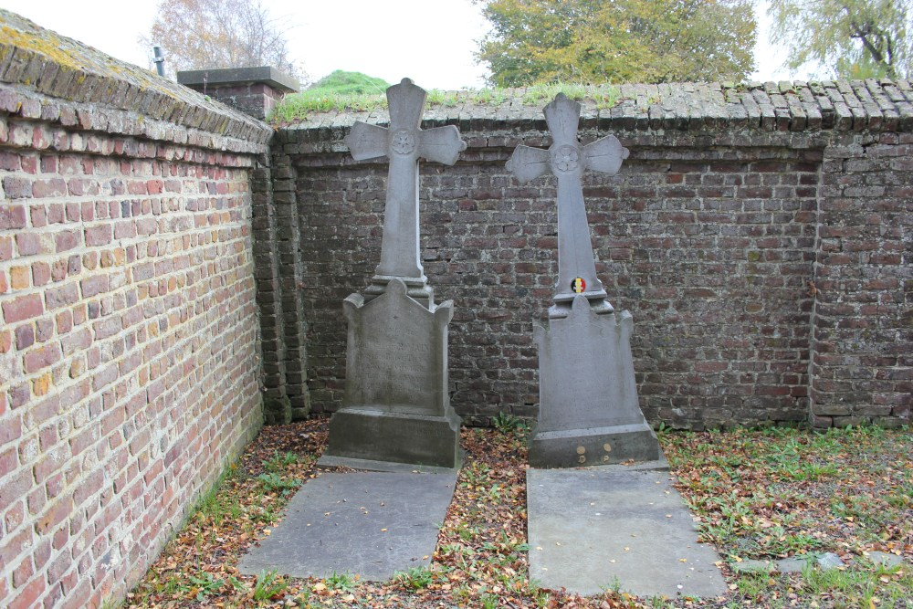 Belgian War Graves Genappe
