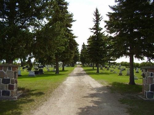 Commonwealth War Graves Grenfell Cemetery
