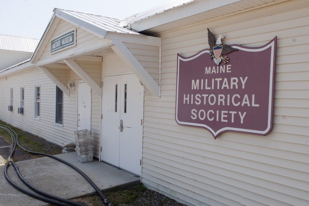 Maine Military Historical Society Museum