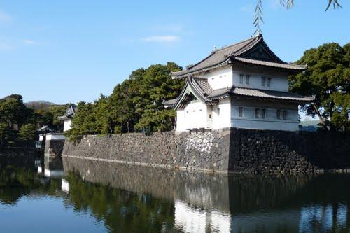 Japanse Keizerlijke Paleis Tokyo