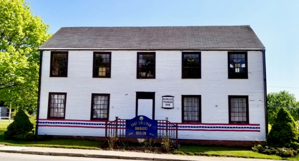 Fort Sullivan Barracks Museum
