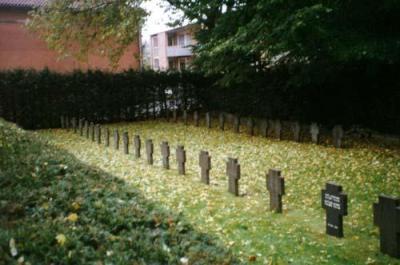 Duitse Oorlogsgraven Helsingør