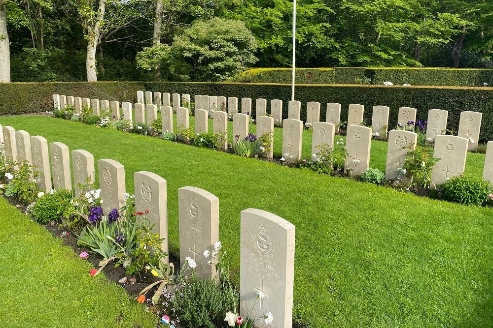 Commonwealth War Graves Westduin