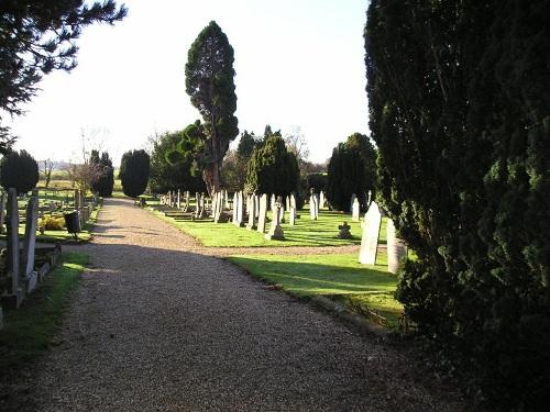 Oorlogsgraven van het Gemenebest Great Bowden Cemetery
