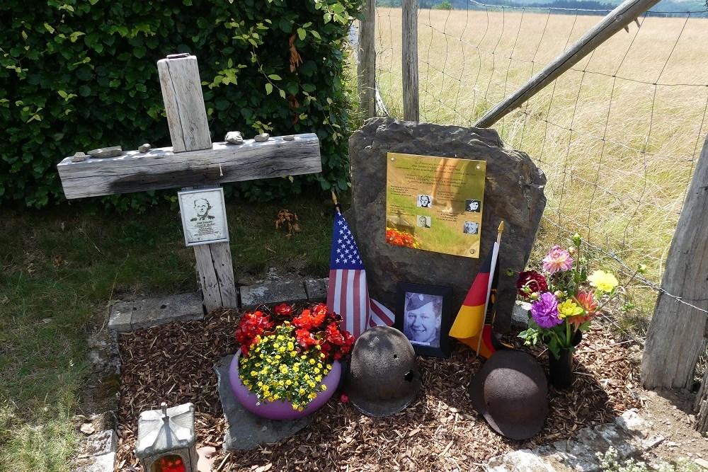 Memorial MIA and Remembrance Cross Lemuel H. Herbert