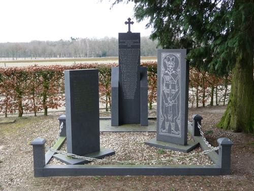 Servisch Monument Garderen