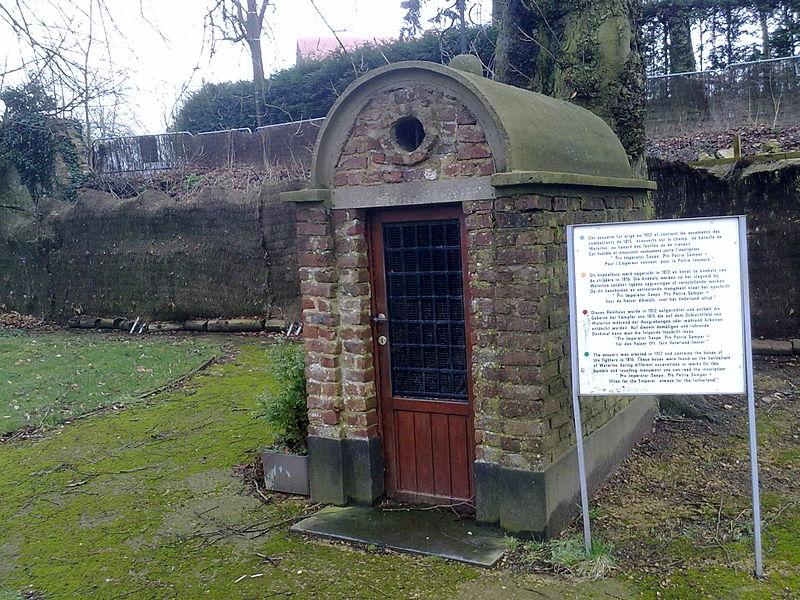 Ossuarium Slachtoffers Slag bij Waterloo