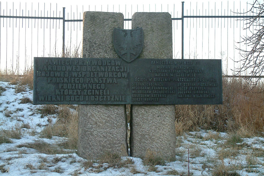 Narodowa Organizacja Bojowa Memorial