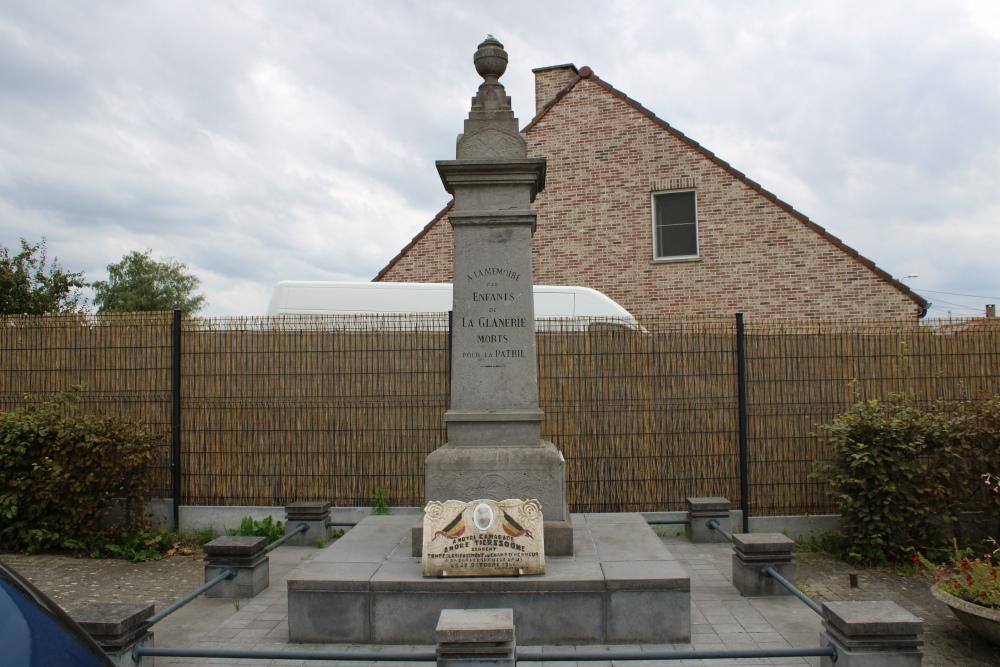 War Memorial La Glanerie