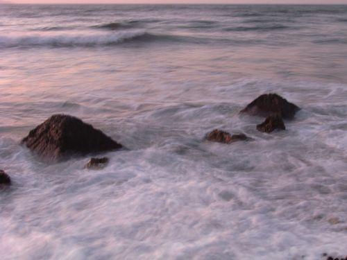 Strandhindernissen Strand Tavronitis
