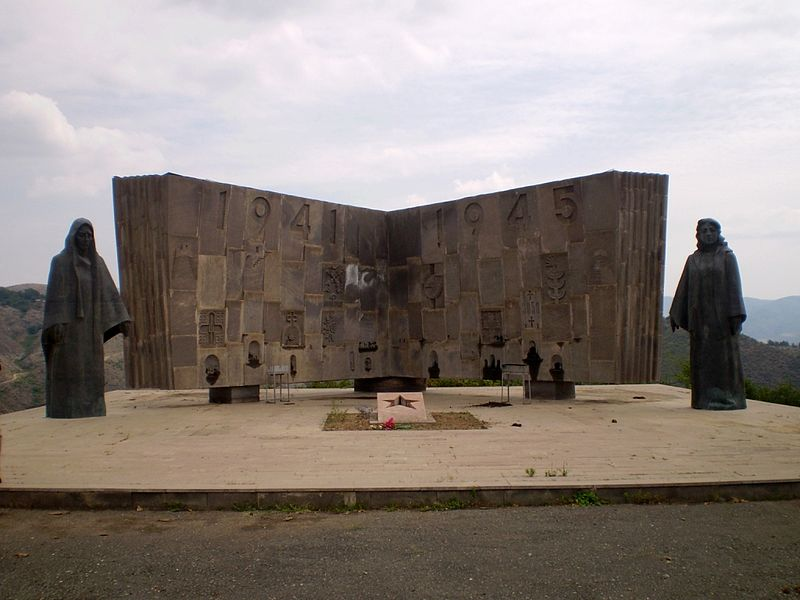 World War II Memorial Kapan