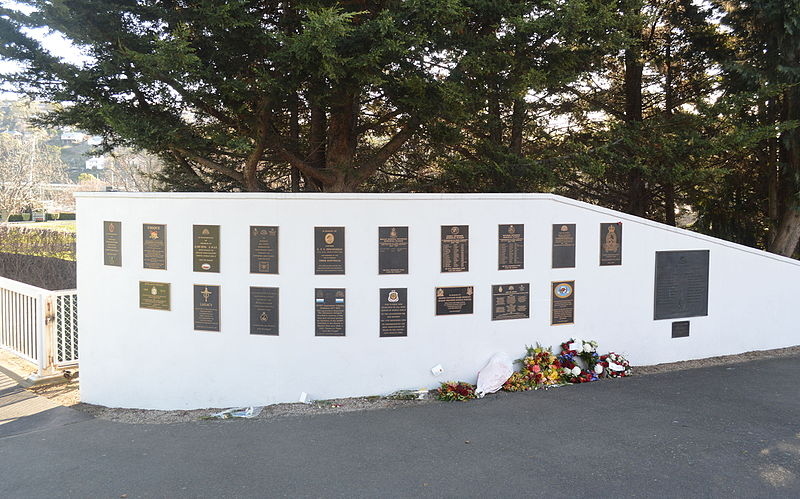 Remembrance Wall Launceston