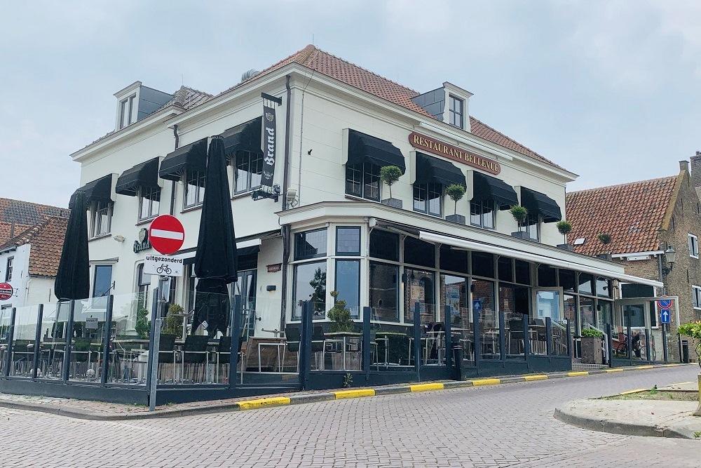 Hotel Bellevue Willemstad