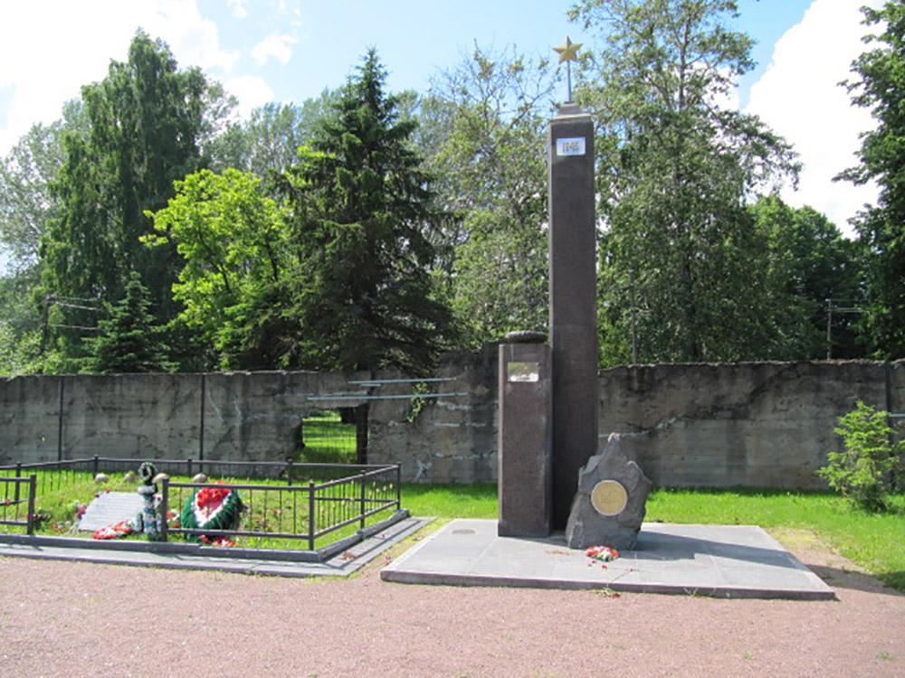 Monument Oranienbaum Bruggenhoofd