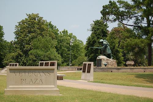 Monument Veteranen Shelby County