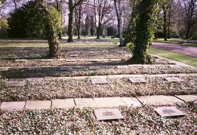 German War Graves (Nordfriedhof)