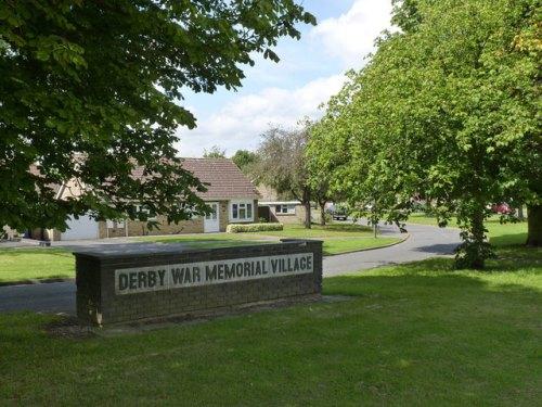 Derby War Memorial Village