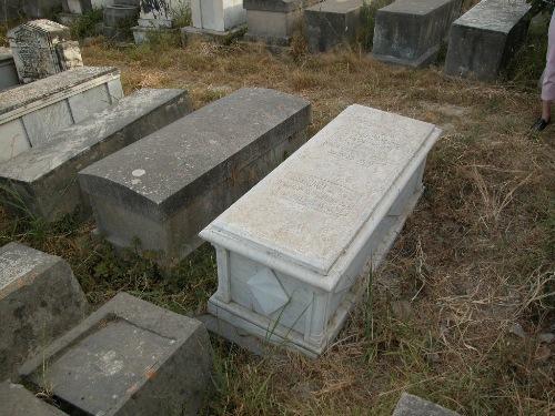 Oorlogsgraf van het Gemenebest Joodse Begraafplaats